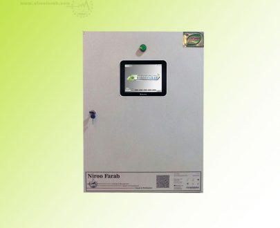 سیستم کنترل اقلیم گلخانه نیروفراب مدل mini