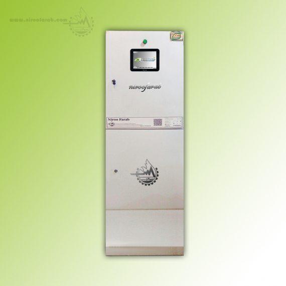 سیستم هوشمند گلخانه مدل PID Plus مدل