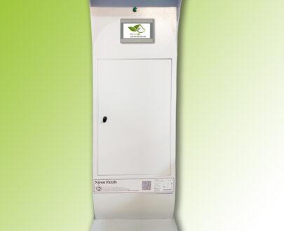 دستگاه کنترل اقلیم هوشمند گلخانه