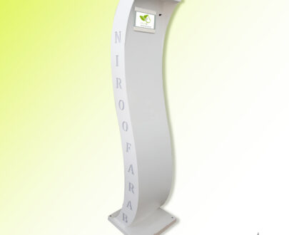 تابلو اپراتوری مانیتورینگ سیستم هوشمند گلخانه